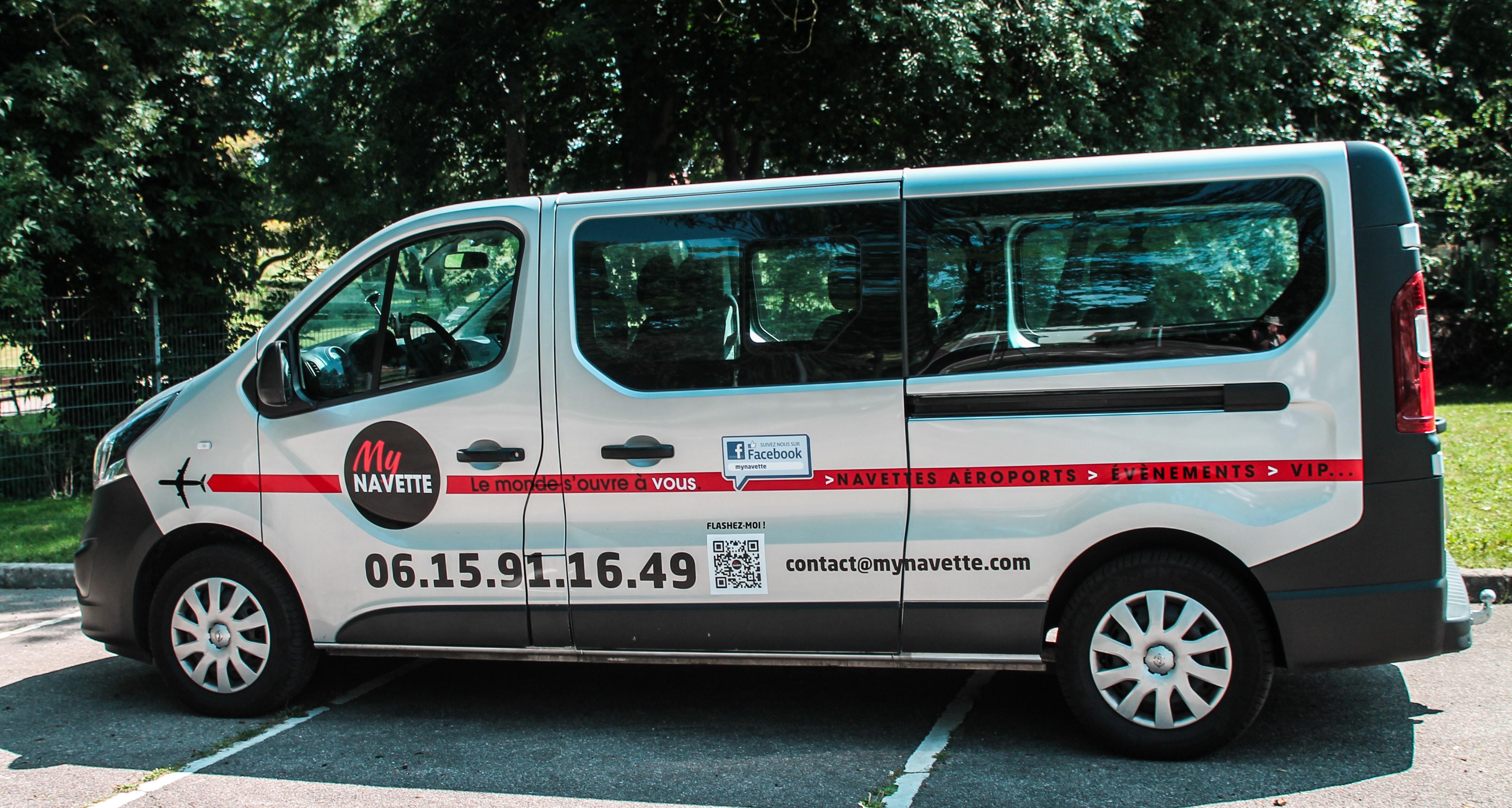 MyNAVETTE - Services de chauffeur privé